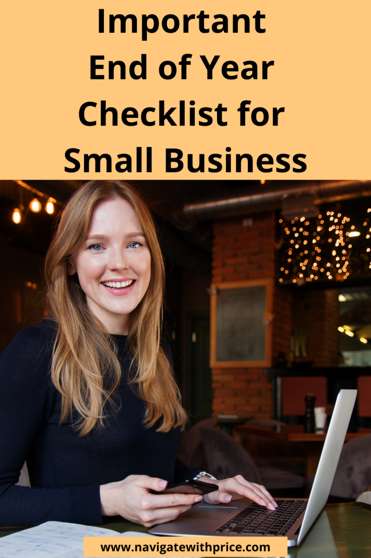 Important End of Year Checklist for Small Business