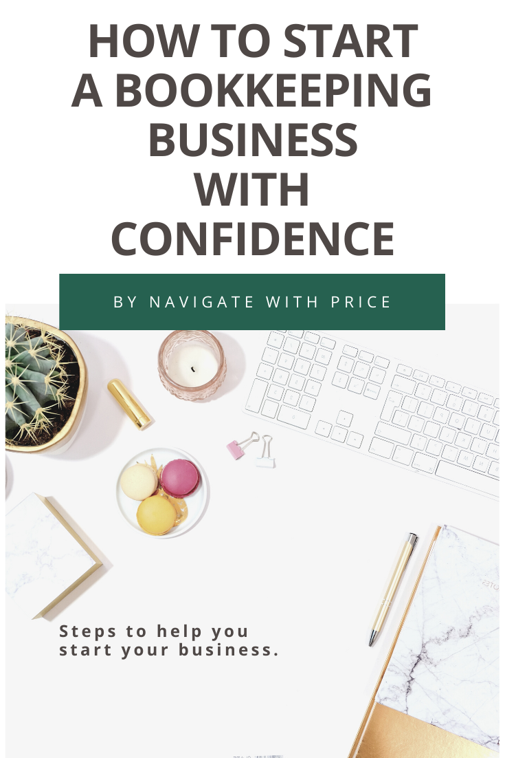 How to Start Your Bookkeeping Business with Confidence